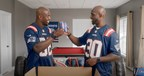 Pepsi® and Beloved Patriots McCourty Twins Help Fans Show their Unapologetic Patriots Pride