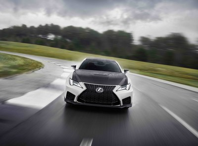 2021 RC F Fuji Speedway Edition