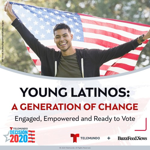 Young Latinos: A Generation of Change
