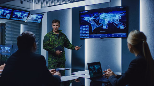 US DoD to Focus C4ISR Spending on Commercial IT Advances in Artificial Intelligence and Cloud Computing (PRNewsfoto/Frost & Sullivan)