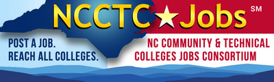 With the addition of Coastal Carolina Community College and Pitt Community College, North Carolina employers seeking today's job-ready talent can now reach even more colleges for FREE via the NC Community and Technical Colleges Jobs Consortium website, powered by College Central Network, Inc.
