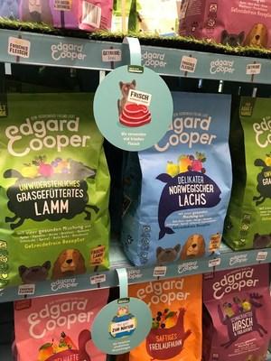 Edgard & Cooper launches in Europe's largest Pet Supplies Retailer (PRNewsfoto/Edgard & Cooper)