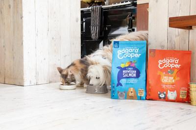 Edgard & Cooper launches range of Cat & Dog Food in Fressnapf (Maxi Zoo) (PRNewsfoto/Edgard & Cooper)