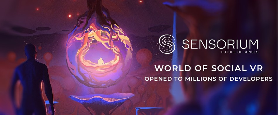 Sensorium Opens up the World of Social VR to Millions of Developers
