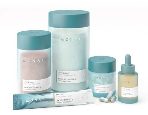 Monat Launches Into Wellness