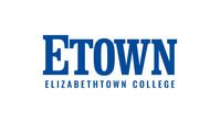 (PRNewsfoto/Elizabethtown College)