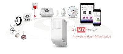 Essence SmartCare launches MDsense to enable complete senior fall protection