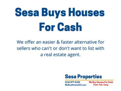Sesa Properties offers sellers an alternative to the traditional home sales process.