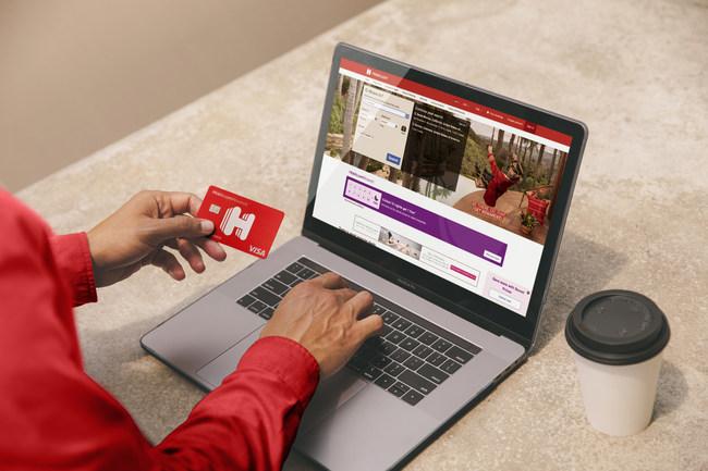 Hotels.com Rewards Visa Credit Card