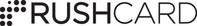 RushCard Company Logo - Black