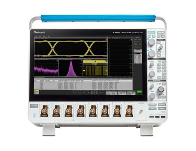 Tektronix announces the release of its new Series B Mixed Signal Oscilloscope.