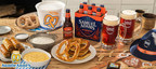 Auntie Anne's® and Samuel Adams® Team Up to Save Oktoberfest This Fall