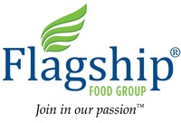 Flagship Food Group is a global, diversified food company serving some of the world's leading and most highly regarded retail, grocery, food service, and food-related organizations. (PRNewsFoto/Flagship Food Group)