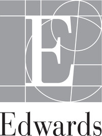 Edwards Lifesciences logo. (PRNewsFoto/Edwards Lifesciences Corporation)
