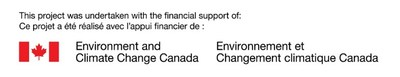 Logo de l'Environnement et Changement climatique Canada (Groupe CNW/Vinyl Institute of Canada)