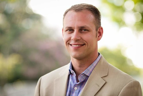 Kyle Rush serves as Offerpad's national director of Homebuilder Alliance.
