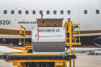 STARLUX Cargo runs on iCargo