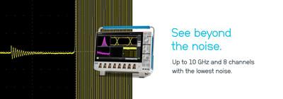 6 series MSO B oscilloscope