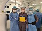 Concept Medical anuncia inclusão do paciente zero no primeiro ensaio clínico randomizado do mundo com balão revestido de sirolimus no tratamento de artéria femoral superficial em doença arterial periférica