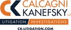 Retired New Jersey Supreme Court Justice Walter Timpone Joins Calcagni & Kanefsky