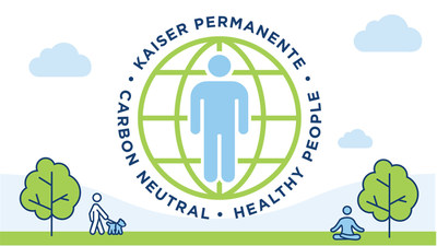 Kaiser Permanente is the first health system in the U.S. to become carbon neutral.