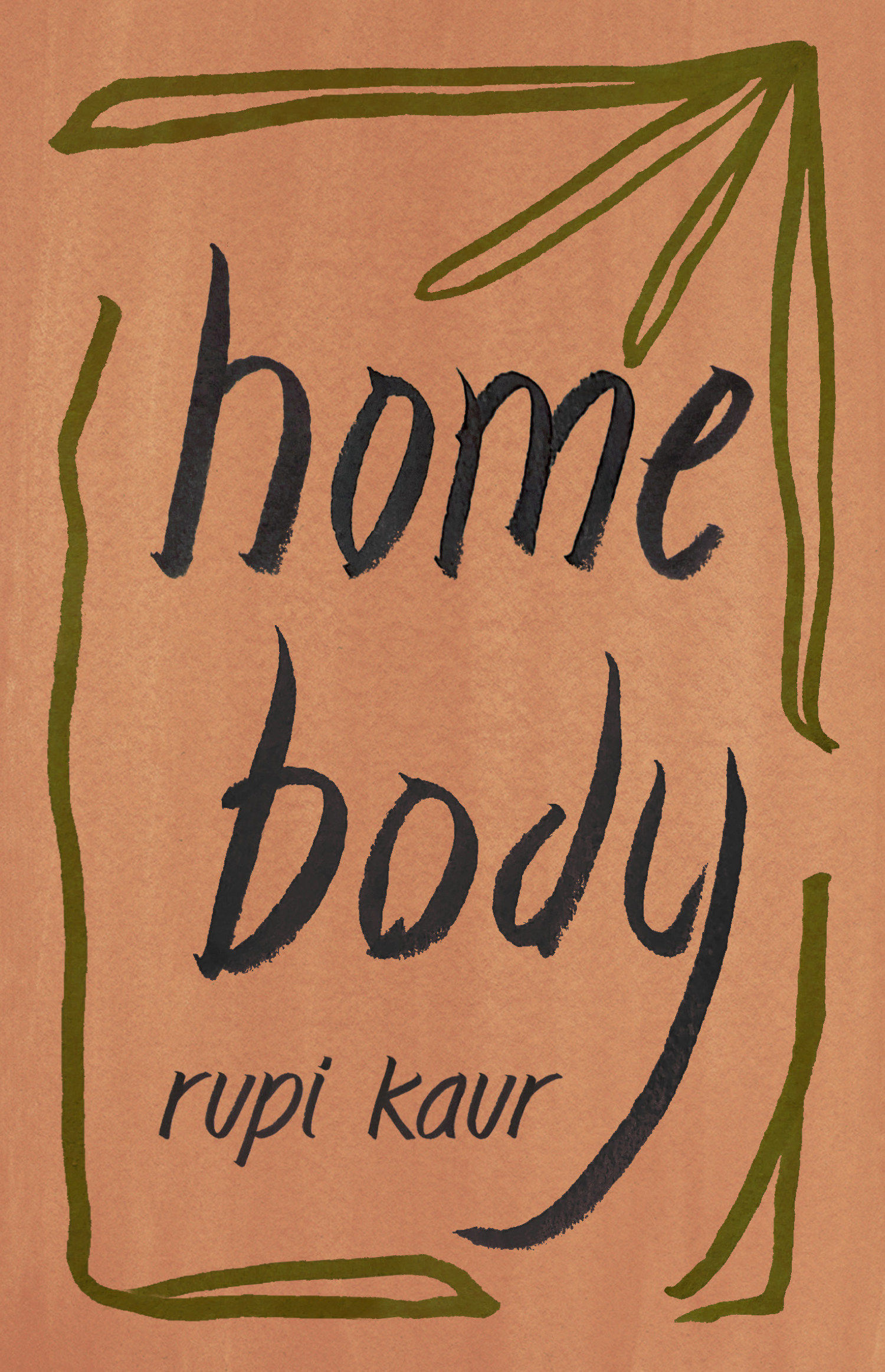 1 New York Times Bestselling Author Rupi Kaur Announces Home Body