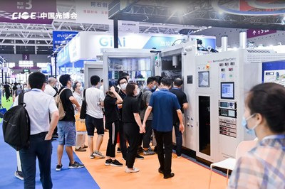 Professional visitors were sourcing the latest technologies and products.