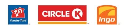Logo : Alimentation Couche-Tard inc. (Groupe CNW/Alimentation Couche-Tard inc.)