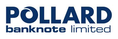 Logo Uang Kertas Pollard (CNW Group / Pollard Banknote Limited)
