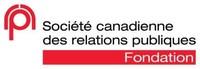 Logo de Société canadienne des relations publiques fondation (Groupe CNW/Canadian Public Relations Society Foundation)
