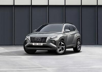 2022 Tucson (CNW Group/Hyundai Auto Canada Corp.)