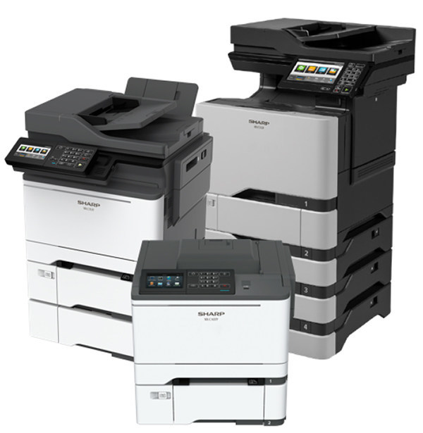 Sharp A4 printers - Sharp Adds Nine New Printers and MFPs to Its Letter-Sized A4 Line