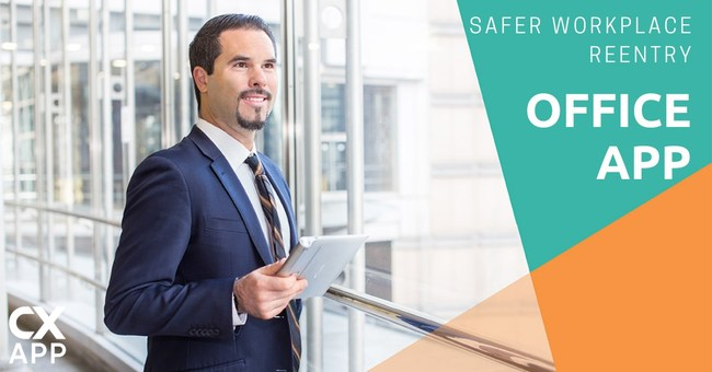 The CXApp and Inpixon Workplace Readiness Solution for The Workplace and Office Safety To Protect the Workforce