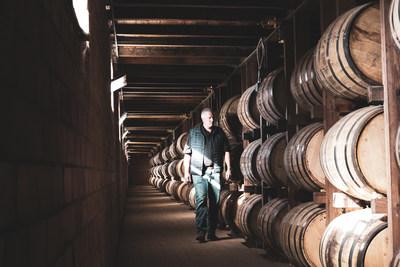 Master Distiller Jacob Call at Green River Distilling Co. in Owensboro, Kentucky