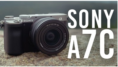 Sony a7C Mirrorless Digital Camera