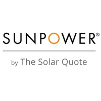SunPower by The Solar Quote Logo