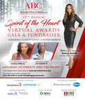 """The Association of Black Cardiologists (ABC) Announces Official Dates for the """"Spirit of the Heart"""" Virtual Awards Gala & Fundraising Event!"""