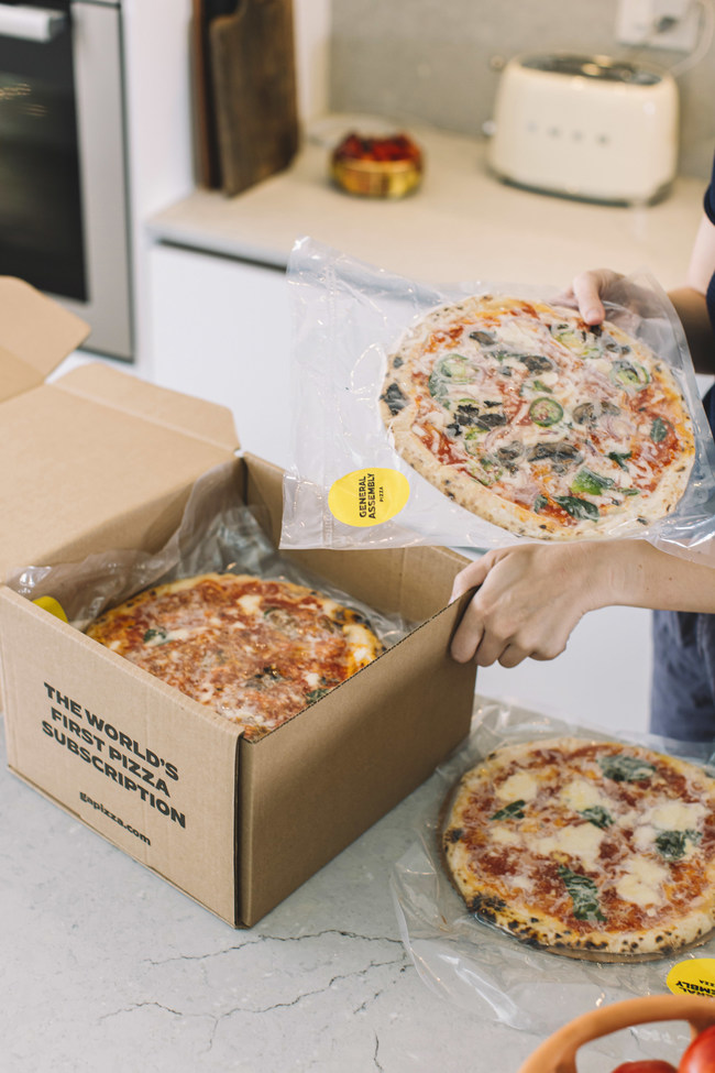 World S First Pizza Subscription Service Launches In Toronto