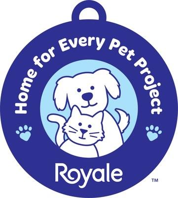 ROYALE®呼吁加拿大人支持动物收容所与ROYALE®家为每一个宠物项目™