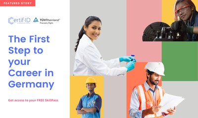 Certif-ID International and TÜV Rheinland Announce Partnership to Source Skilled Technical Professionals for Jobs in Germany
