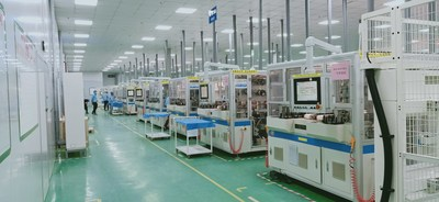 Dehui fully automatic cell and module lines