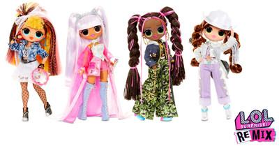 L.O.L. Surprise! Remix O.M.G. Fashion Dolls
