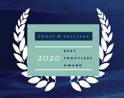 Frost & Sullivan Best Practices Awards Honour the Best in Class in Asia-Pacific Industry (PRNewsfoto/Frost & Sullivan)