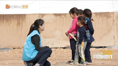 To Our Common Earth by Mango TV: Chinese Girl Zhao Yating from UNHCR