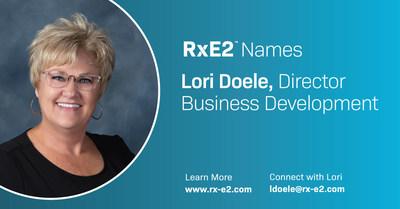 Lori Doele, Director, Business Development, RxE2