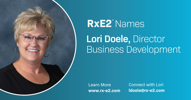 Lori Doele, Director, Business Development, RxE2