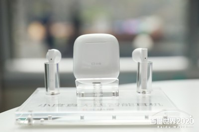 "Baidu ""breaks boundaries"" with XiaoduPods, its first portable consumer electronics product"