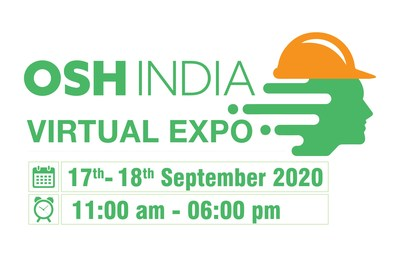 OSH India Virtual Expo logo