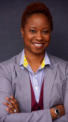 Felicia White, Vice President of Global Operations Training and Development.
