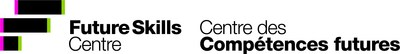 Future Skills Centre logo (CNW Group/The Future Skills Centre)
